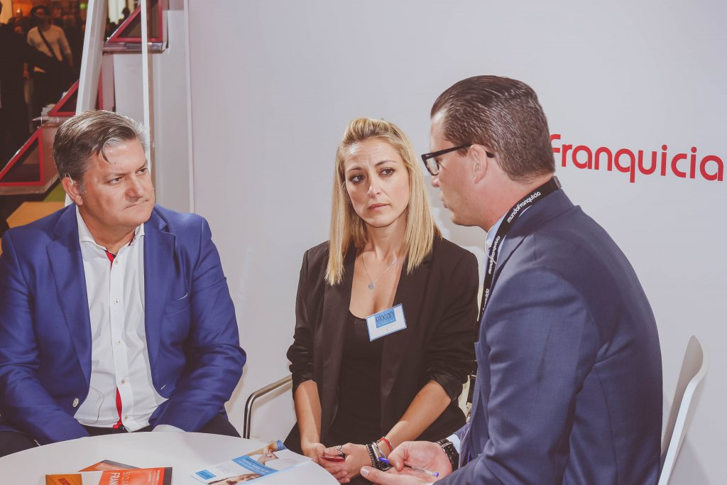 Elixian Technology en Expofranquicia 2017