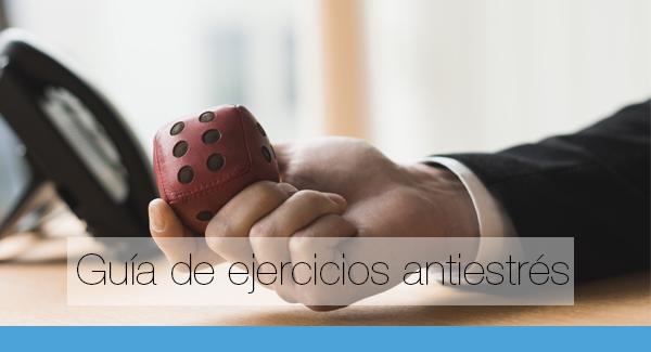 Guía de ejercicios antiestrés