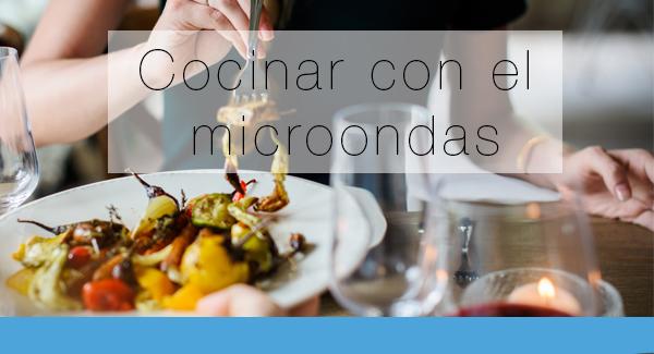 Trucos para cocinar en el microondas opci n m s saludable - Cocinar en el microondas ...