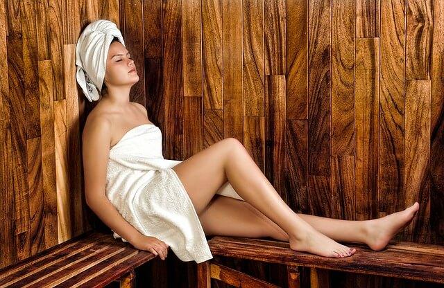 Beneficios de la sauna para tu piel